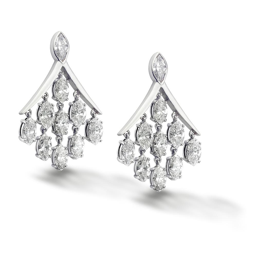 Lottie Lauder Earring Drop Set