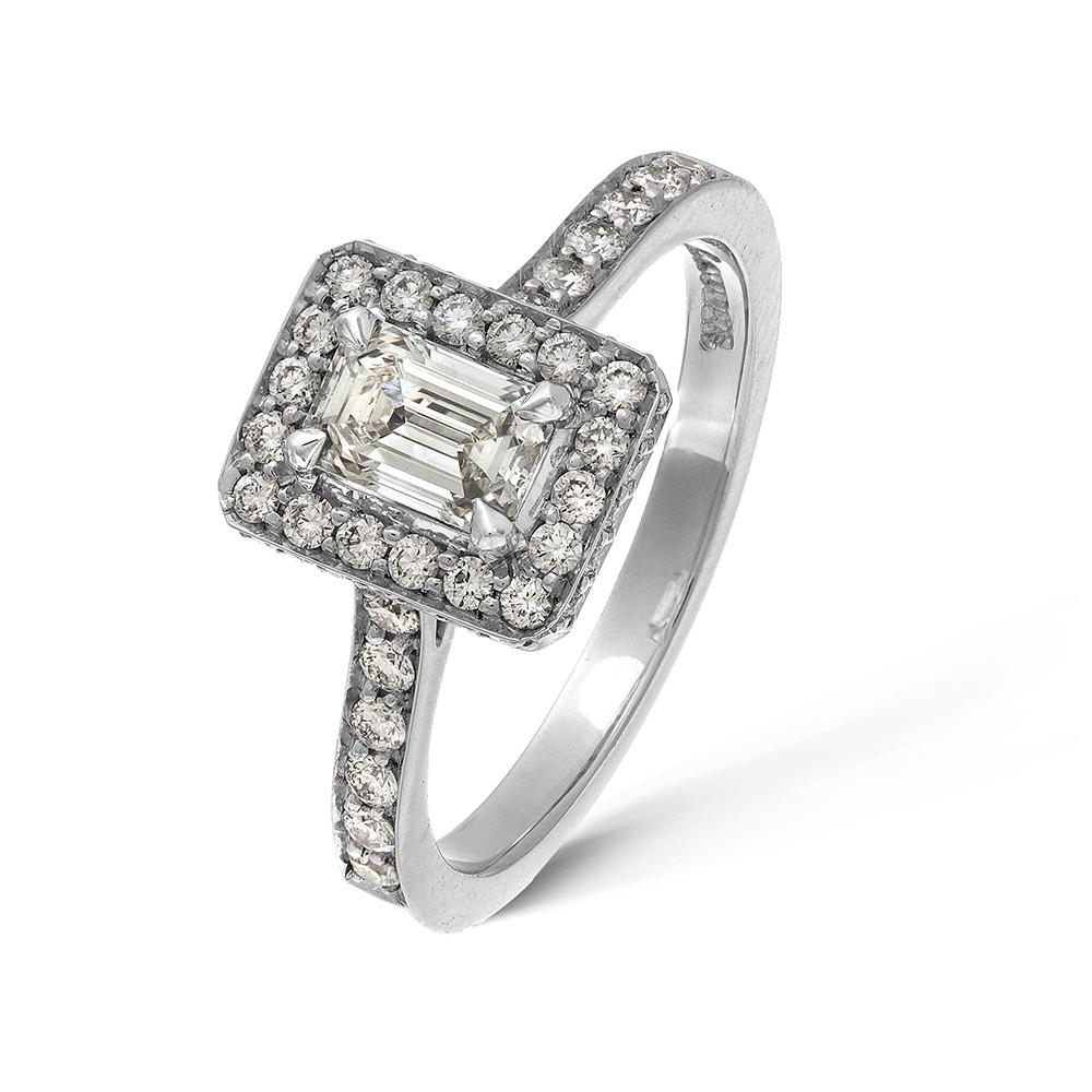 Lottie Lauder Diamond Ring